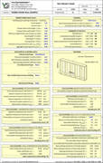 Timber Frame Wall Design Spreadsheet To Bs 5268