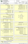 timber post design spreadsheet to en 1995-1-1